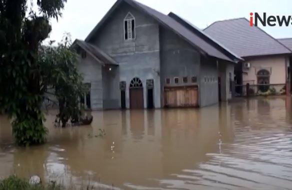 5 Warga Tewas Dan 23 Kecamatan Terendam Banjir Di Aceh Utara Bagian 1