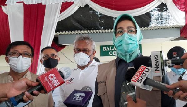Airin Rachmi Akan Serahkan Memori Jabatan ke Plh Wali Kota Tangsel