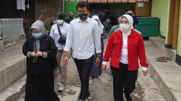 Cabup Yena Ma'soem Unggul di TPS Kampung Halaman Tempat Ibunya Mencoblos