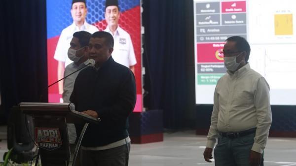 Pilkada Makassar, Rahman Bando: Kita Dukung Pasangan Calon Terpilih