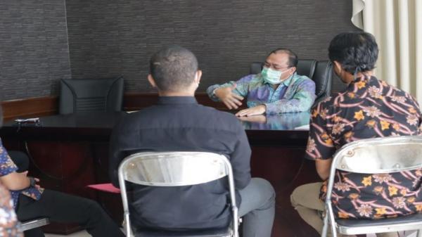 6 Mahasiswa Minta Maaf atas Kericuhan Evaluasi 4 Tahun Gubernur Babel