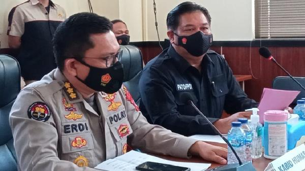 Polda Jabar Bakal Periksa Habib Rizieq di Mapolda Metro Jaya terkait Megamendung