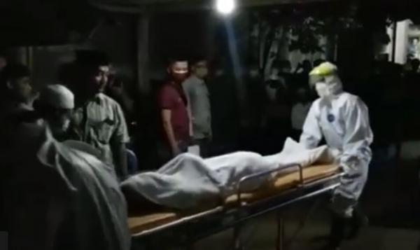 Geger Suami Istri di Pacitan Ditemukan Tewas Telanjang di Kamar Mandi