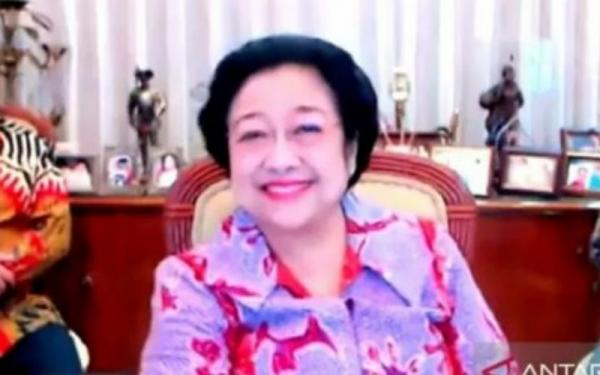 PDI Perjuangan Menang di Sulut, Megawati: Makase So Bapilih, Torang Samua Basudara