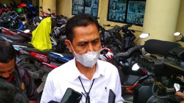 4 Orang Pengantar Jenazah Pukuli Petugas Loket Tol di Makassar Ditangkap Polisi
