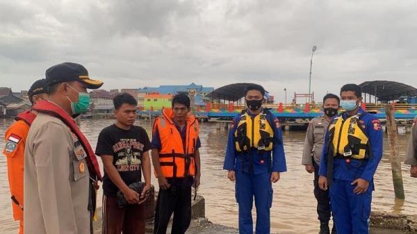 2 Tugboat Bertabrakan di Tanjabar Jambi, 1 Nelayan Nyaris Tewas