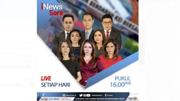 """""""iNews Sore"""" Live di iNews dan RCTI+ Minggu Pukul 16.00: DKI Krisis Lahan Pemakaman"""