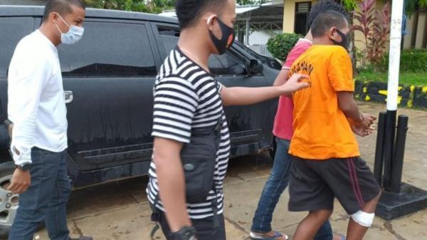 Melawan Polisi, Residivis Curanmor Lintas Kabupaten di Babel Ditembak