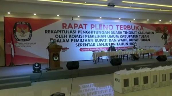 Ketua dan Komisioner KPU Tuban Positif Covid-19, Tahapan Pilkada Jalan Terus