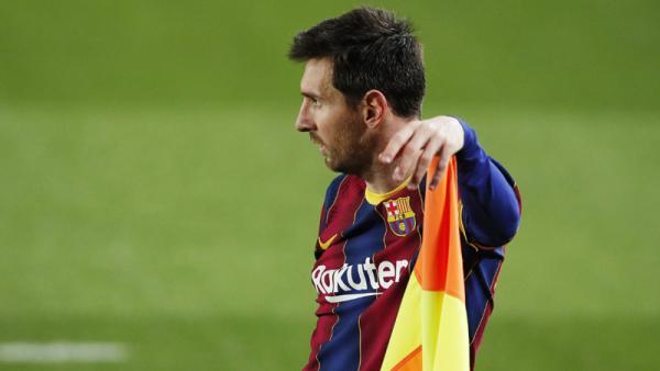 Gara-Gara Lionel Messi, Dua Bek Terbaik Dunia Saling Pukul di Lapangan