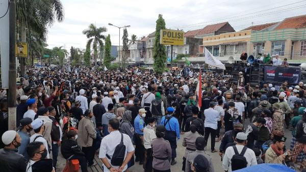 Ormas Islam Tasikmalaya Tuntut Presiden Bentuk Tim Independen Usut Penembakan 6 Laskar FPI