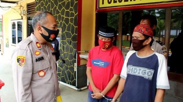 Bongkar Judi Togel Online, Polisi Tangkap 2 Bandar di Banyuasin