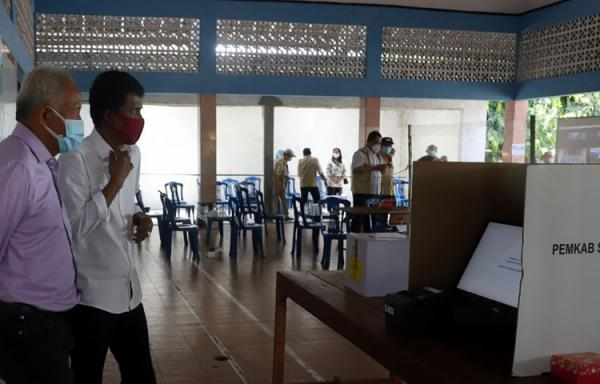 49 Kalurahan di Sleman Gelar Pillurah, Bupati: Euforia Kemenangan Jangan Berlebihan