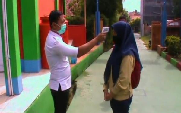 Sempat Ditutup karena Langgar Prokes, 3 SD di Banda Aceh Kembali Dibuka
