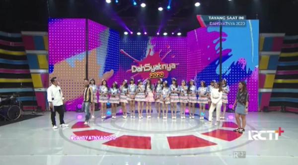 Keseruan Dahsyatnya 2020 Bersama Personel JKT48