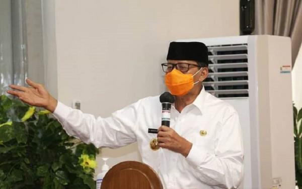 Dukung KPK Bongkar Dugaan Korupsi Disdik Banten, Gubernur Wahidin: Sejalan dengan Saya