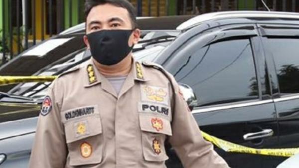 Kapolresta Barelang AKBP Yos Guntur Yudi Naik Pangkat Jadi Kombes