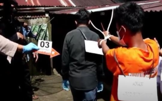 Video Rekonstruksi Penganiayaan Bocah 12 Tahun di Bengkulu, Pelaku Peragakan 9 Adegan