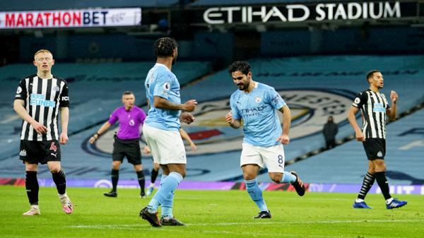 Hajar Newcastle United, Manchester City Naik ke Posisi 5 Besar