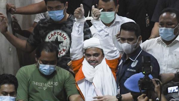 Media Asing Singgung Aktivitas Kemanusiaan dan Pengaruh Politik FPI