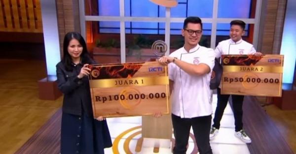 Ucapan Selamat Executive Chairwoman MNC Group untuk Pemenang MasterChef Indonesia Season 7