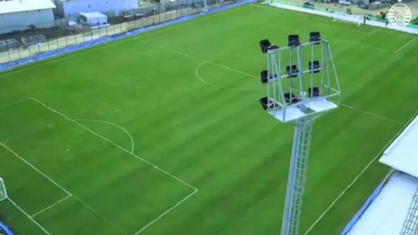Anies Tepati Janji : Nih Lapangan Latih Baru Persija, Keren Abis
