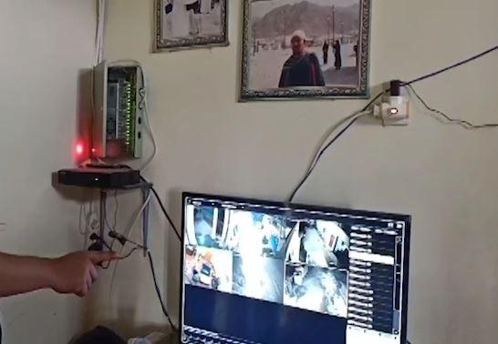 Video Perampok Bercadar Satroni Rumah Ketua DPD PAN Probolinggo