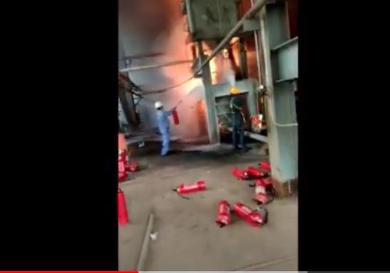 Pabrik Reparasi Gas di Konawe Terbakar, 1 TKA Tewas Terpanggang