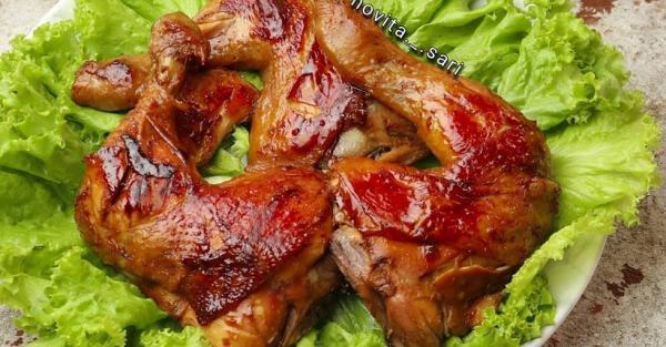 5 Bumbu Ayam Bakar Enak dan Simpel untuk Malam Tahun Baru