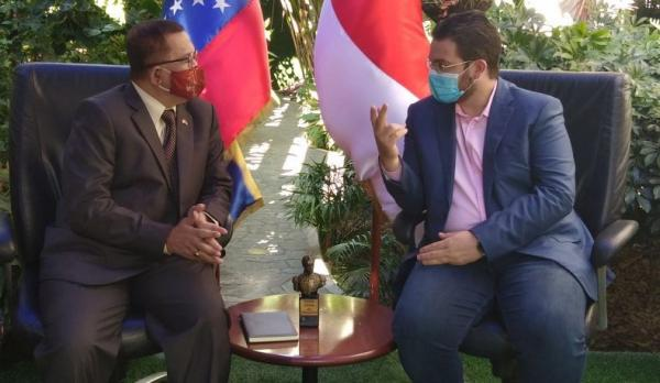 Dubes RI Bertemu Menteri Pendidikan Venezuela, Jajaki Kerja Sama Pertukaran Pelajar
