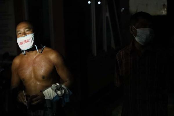 Malam Tahun Baru, Penggali Kubur Jenazah Covid-19 di Semarang Ini Cerita Mistis ke Ganjar