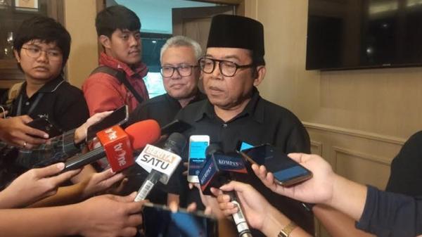 Ma'ruf Amin Sebut KSAL Yudo Panglima TNI, Jubir Wapres : Itu Nggak Sengaja
