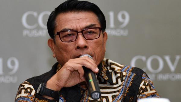 Moeldoko Ucapkan Selamat Lebaran di Instagram, Netizen Usil: Minta Maaf ke SBY Gak Pak?