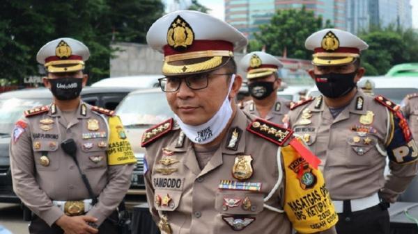 Operasi Ketupat 2021, Polda Metro Jaya Pastikan Tak Ada Anggota Terpapar Covid-19