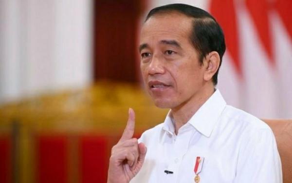 Jokowi Ingatkan Gubernur Tak Mempersulit Izin Pembangunan Food Estate