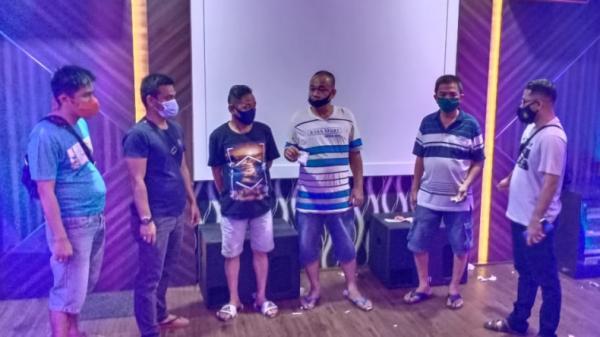 Karaoke sambil Pesta Narkoba, 3 Orang di Bintan Tahun Baruan di Penjara