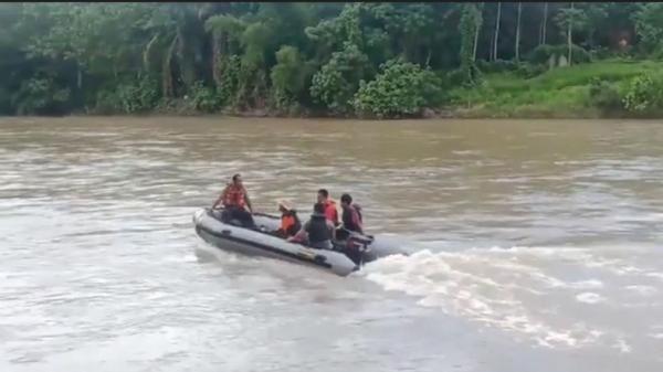 Pemancing di Asahan Hilang Terseret Arus saat Menyeberangi Sungai, Diduga Kelelahan