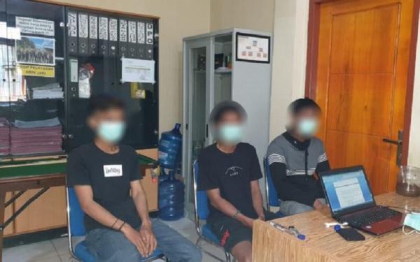 Tiga Pemuda di Tolikara Ditangkap Polisi Gegara Produksi Miras di Malam Tahun Baru