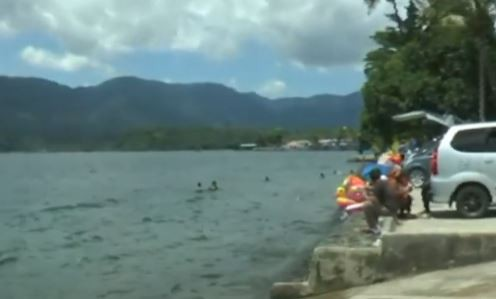 Melihat Keindahan Panorama Danau Ranau di Ogan Komering Ulu