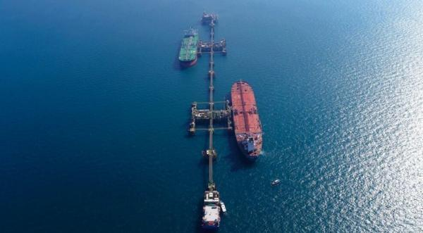 Ngeri, Ranjau Nyangkut di Kapal Tanker yang Sedang Mengisi Bahan Bakar