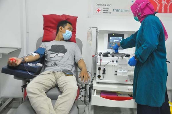 Cerita Dokter Spesialis Penyakit Dalam Sembuh dari Covid-19 Berkat Plasma Konvalesen