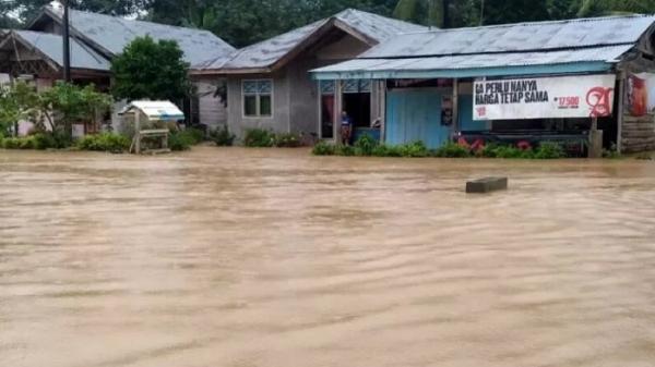 62 Bencana di Aceh Bulan Januari, Total Kerugian Capai Rp11,6 Miliar
