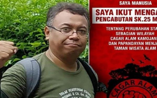 Dicopot dari Wakil Dekan FPIK Unpad karena Terlibat HTI, Begini Sikap AHS