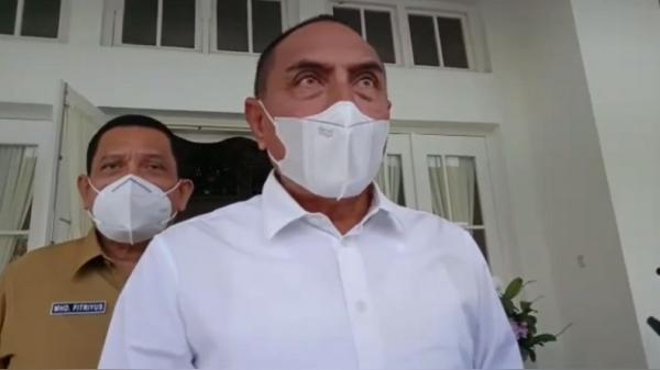 Gegara Pandemi, Edy Rahmayadi Tunda Pembangunan Tol Dalam Kota Medan Senilai Rp7 Triliun