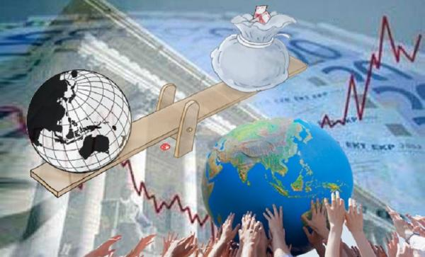 10 Negara Ekonomi Terbesar Dunia, Sebelum dan Sesudah Pandemi Covid-19
