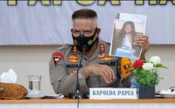 Sepak Terjang Naftali Tipagau, Pemasok Senjata Api dan Amunisi KKB Papua