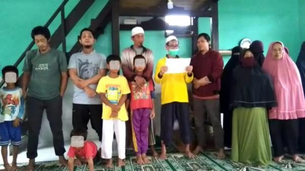 Polisi Buru Erwan Sa'ad yang Menghilang Seusai Deklarasi Laskar Jundullah