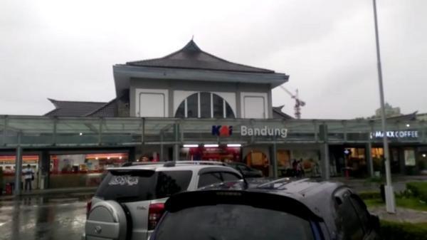 Larangan Mudik, Stasiun di Bandung Tetap Beroperasi, Layani KA Lokal Bandung Raya