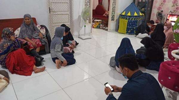 Tragedi Sriwijaya Air, 5 Orang Sekeluarga asal Pangkalpinang Sempat Kirim Foto di Bandara