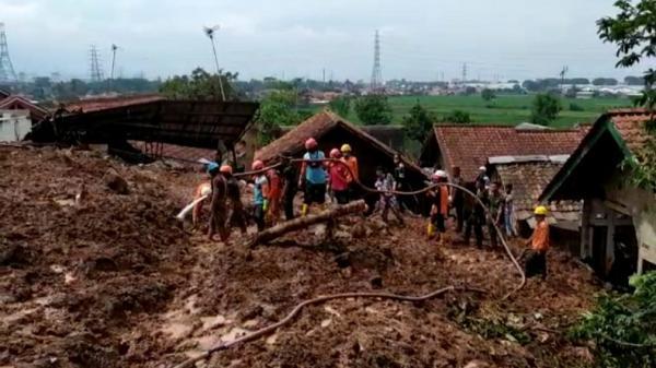 PVMBG: Waspada, Bencana Tanah Longsor Ancam Jawa Barat hingga Mei 2021